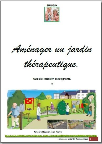 Jardin th rapeutique pour ehpad for Jardin therapeutique